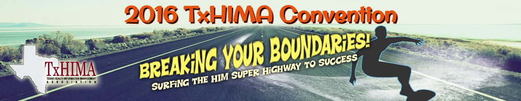 TxHIMA 2016 Banner